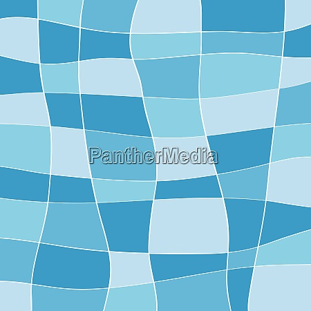 mosaic abstract on background vector illustration