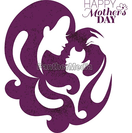 card of happy motherrsquos day beautiful