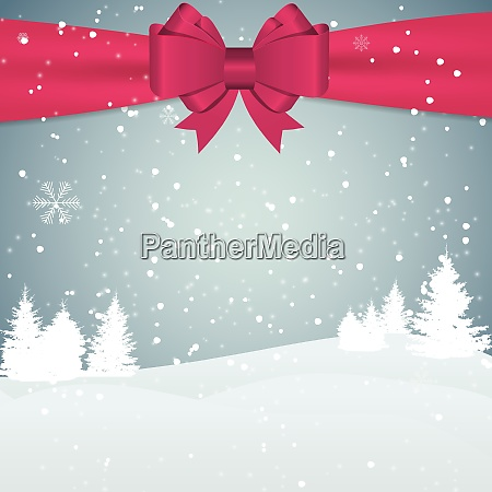 christmas snowflakes on blue background vector