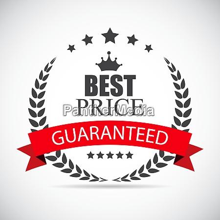 best price label illustration eps10 best
