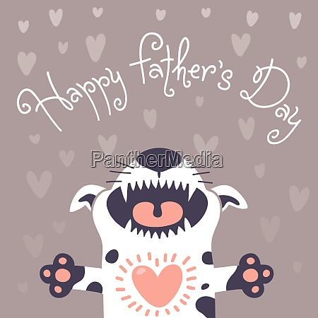 card happy father39s day with a