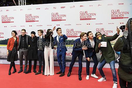 premiere and red carpet club der
