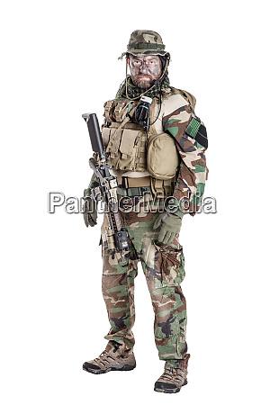 jungle warfare unit