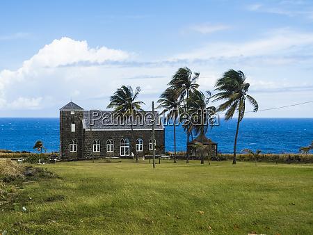 caribbean lesser antilles saint kitts and