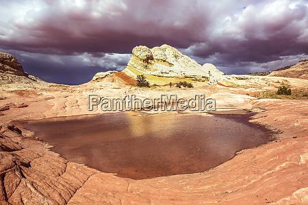 usa arizona paria plateau white pocket