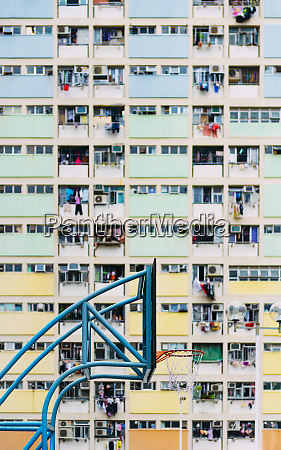 china hong kong kowloon basketball hoop