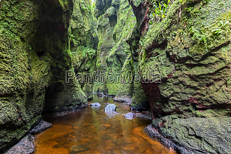 great britain scotland trossachs national park