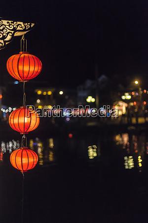 vietnam hoi an lampions song thu