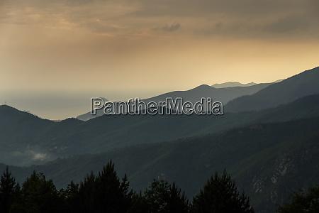 italy liguria near finale ligure landscape