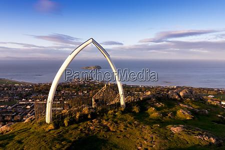gran bretanya escocia east lothian north