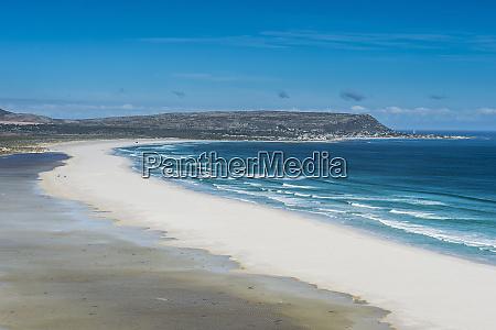 south africa noordhoek beach view from