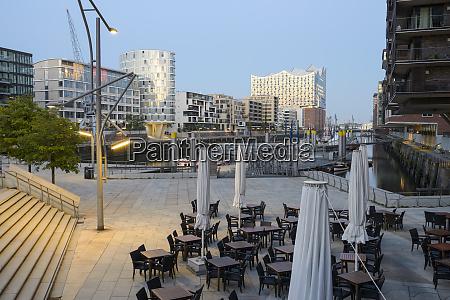germany hamburg hafencity magellan terrace and