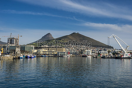 south, africa, , cape, town, , city, view - 26396602