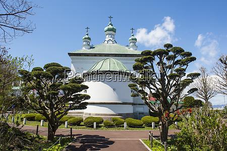 hokkaido hakodate russian orthodox church