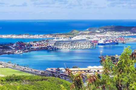new caledonia noumea harbour and cruise
