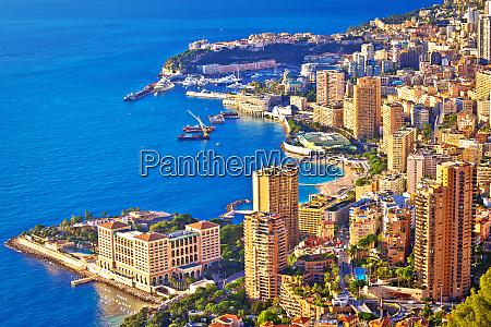 monaco and monte carlo cityscape and