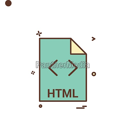 html file file extension file format