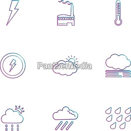 electric temprature industry