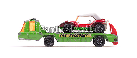 pick up truck car recovery