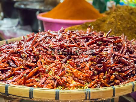 chillies luang prabang laos indochina southeast