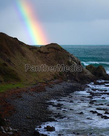 new zealand rainbow south island new