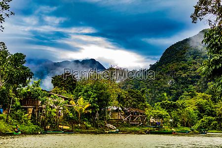 scenics in gunung mulu national park
