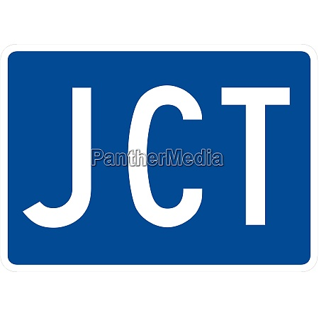 junction marker interstate