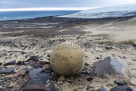 giant stone sphere champ island franz