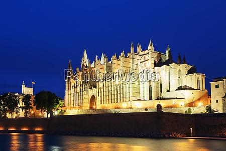 la seu cathedral palma de mallorca