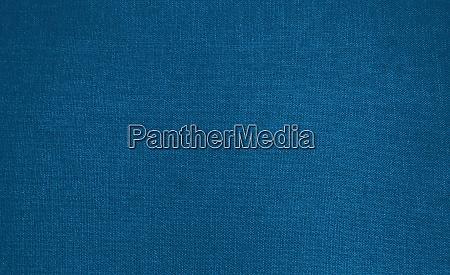 empty blue cotton background texture