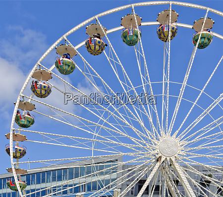 big wheel at harbour birthday of