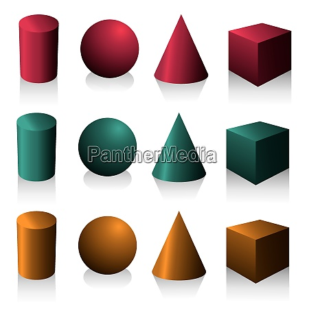 isolated geometric objects