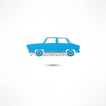 car, icon - 26464223