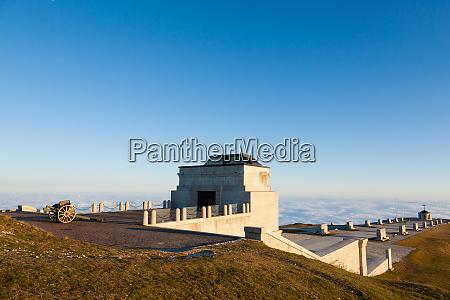 italian alps landmark first world war