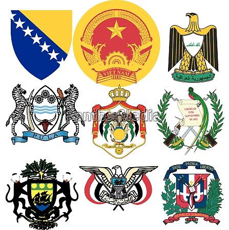 set, of, vector, emblems - 26470782