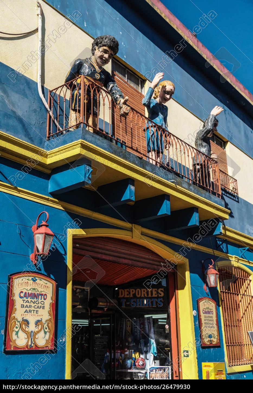 balcony, over, bar, on, el, caminito - 26479930