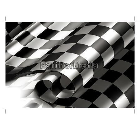 checkered background horizontal 10eps