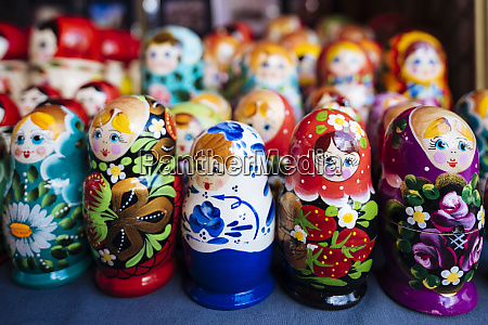 souvenir russian dolls for sale old