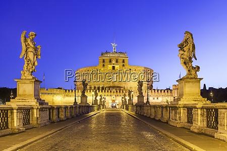 castel santangelo unesco world heritage site