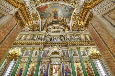 interior walls and ceiling st isaacs