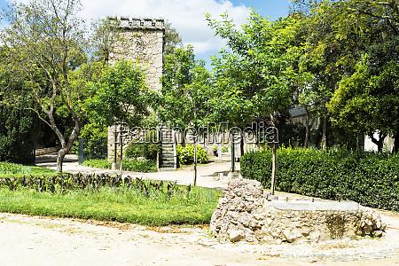 ruinas fingidas don manuel royal palace