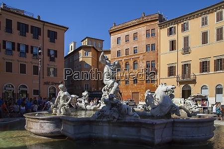 piazza navona rome lazio italy europe