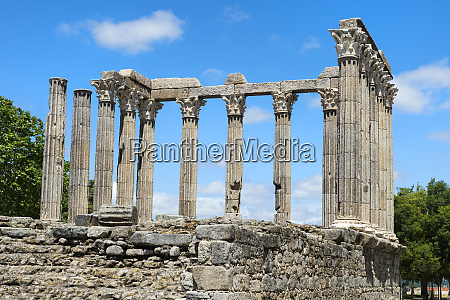 roman, temple, of, diana, , unesco, world - 26493296