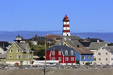 alnes fishing village godoy island alesund