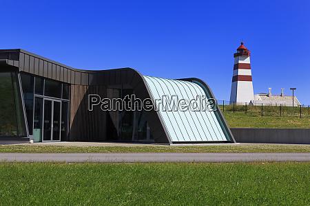 alnes cultural center godoy island alesund