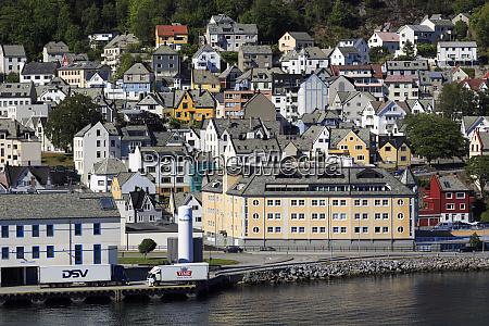 commercial docks alesund city more og