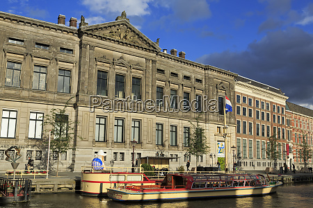 archaeological museum oude turfmarkt amsterdam north