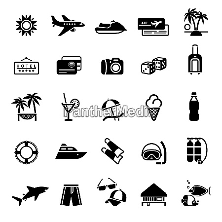 signs vacation travel recreation