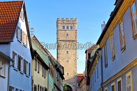 the town aub in germany the