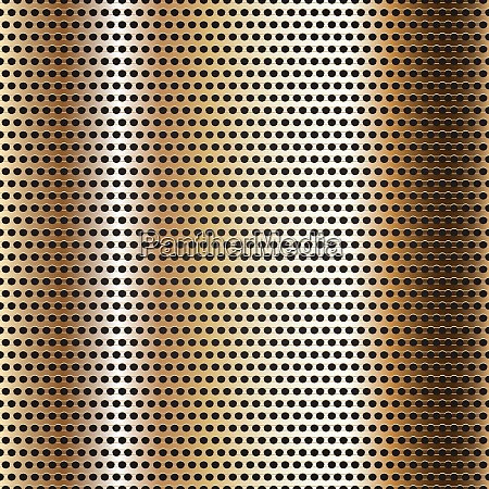 seamless chrome metal surface background